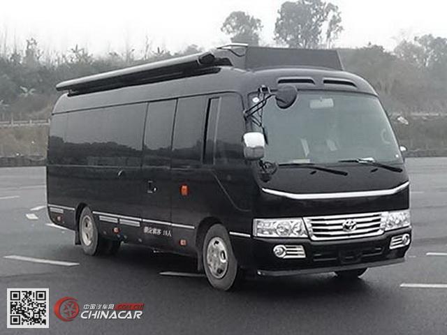 铜江牌TJX5060XSW型商务车图片
