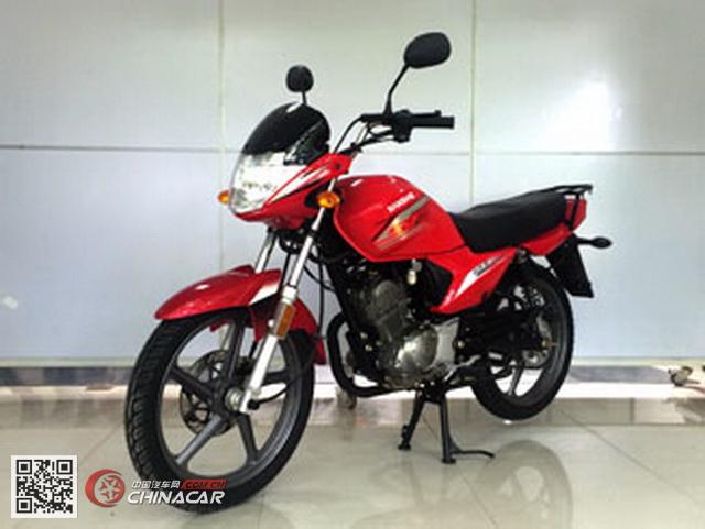 建设js125-7c型两轮摩托车