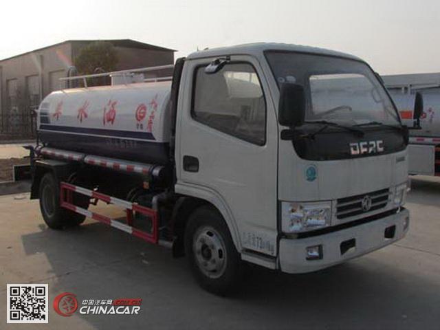 楚胜牌CSC5070GSS4型洒水车图片