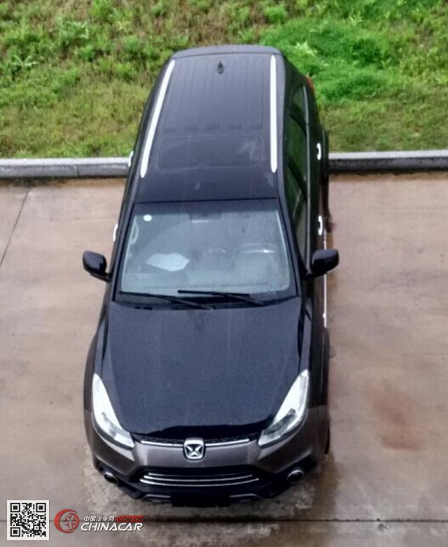 江铃牌JX6481PA5型多用途乘用车图片2