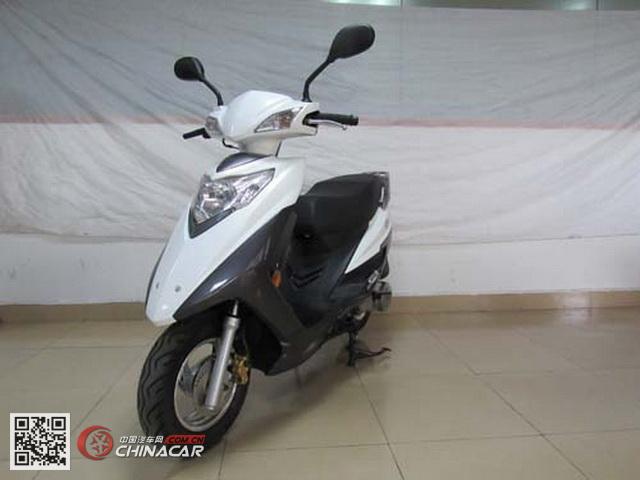 木兰ml125t-28a型两轮摩托车