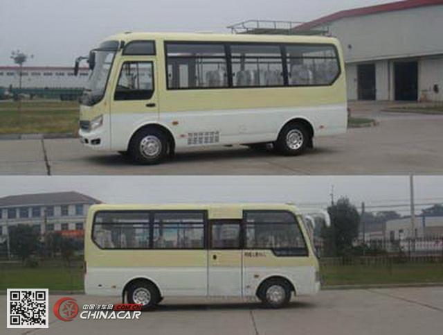 KK6600K01型云海牌客车图片2
