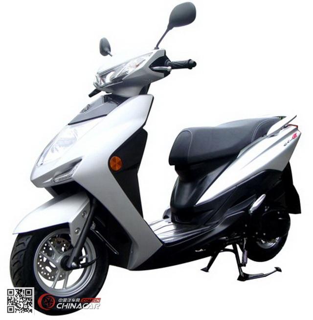建设-雅马哈jym125t型两轮摩托车