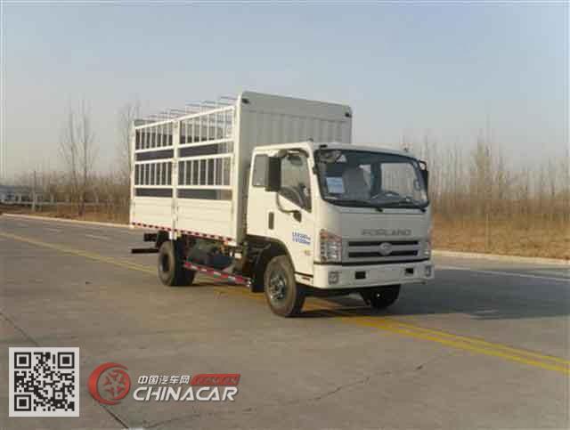 福田牌BJ5043CCY-A2型仓栅式运输车图片