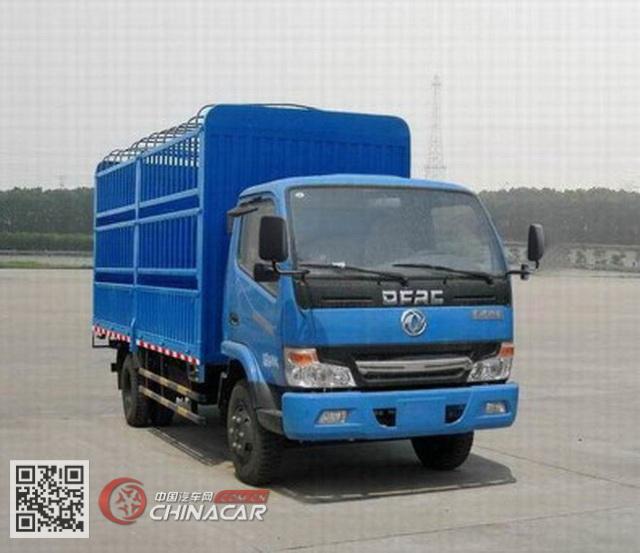 东风牌EQ5040CCYAC型仓栅式运输车图片