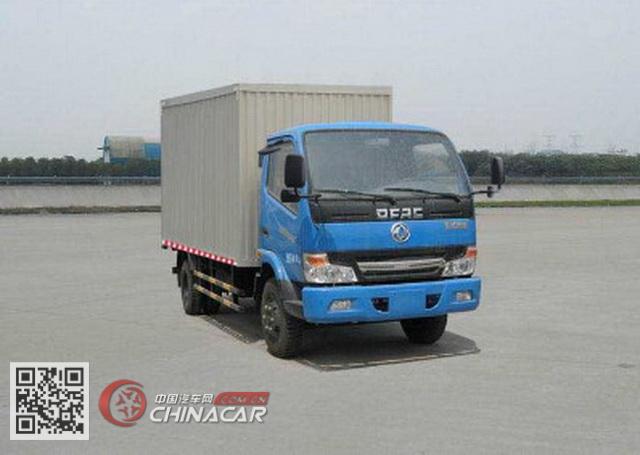 东风牌EQ5040XXYAC型厢式运输车图片