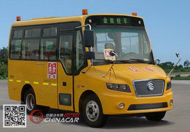 金旅牌XML6551J18XXC型小学生专用校车图片1