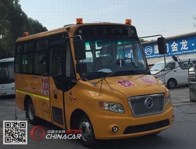 金旅牌XML6551J18XXC型小学生专用校车图片3