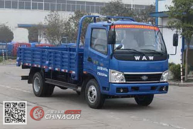 WL5820D2型五征牌自卸低速货车图片2