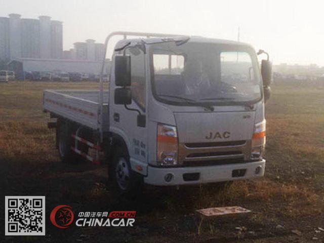 江淮牌HFC1040P73K2B4型载货汽车图片1
