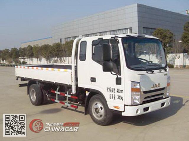 江淮牌HFC1040P73K2B4型载货汽车图片2