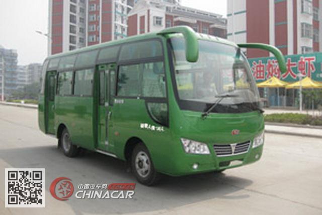 HQG6660EN5型楚风牌城市客车图片1