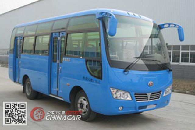 HQG6661EA4型楚风牌城市客车图片1