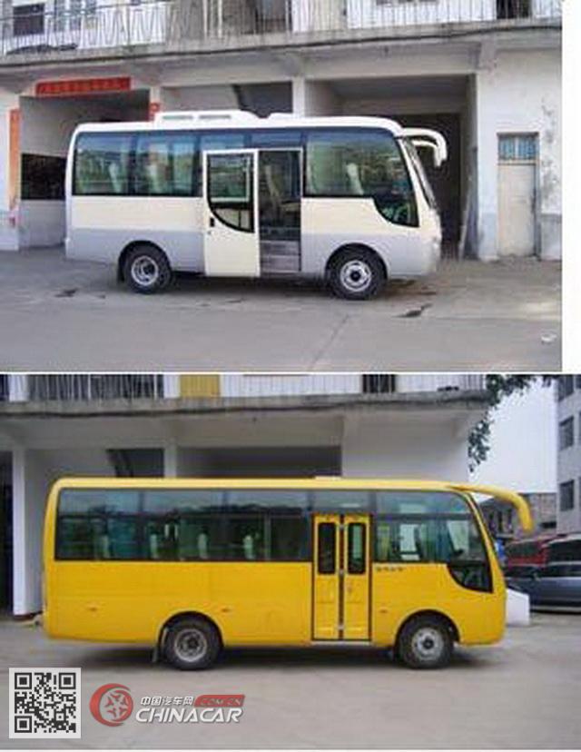 HQG6661EA4型楚风牌城市客车图片2