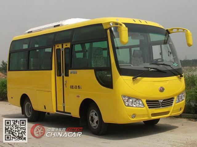 楚风牌HQG6600ENG5型客车图片1