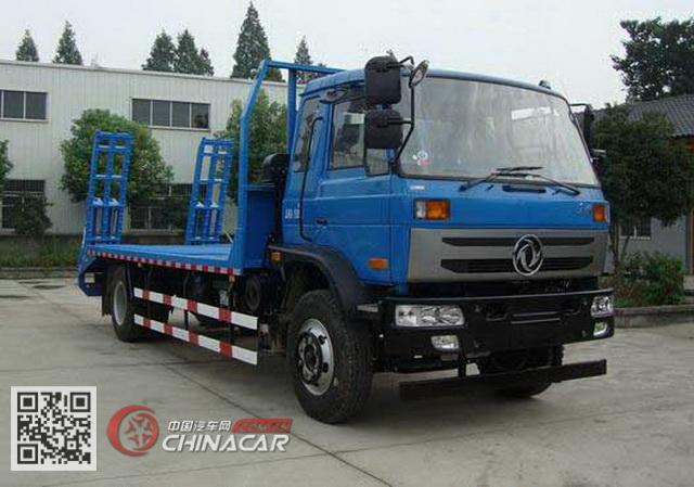 中汽牌ZQZ5162TPB型平板运输车图片