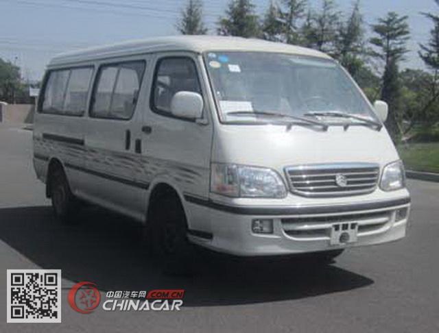 金旅牌XML6532J85型小型客车图片1