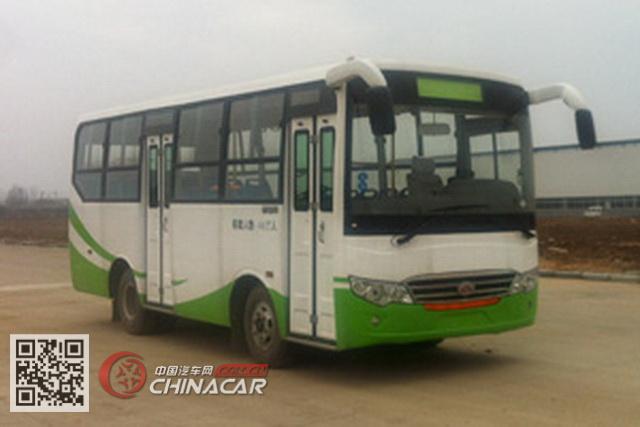 楚风牌HQG6720EN5型城市客车图片1
