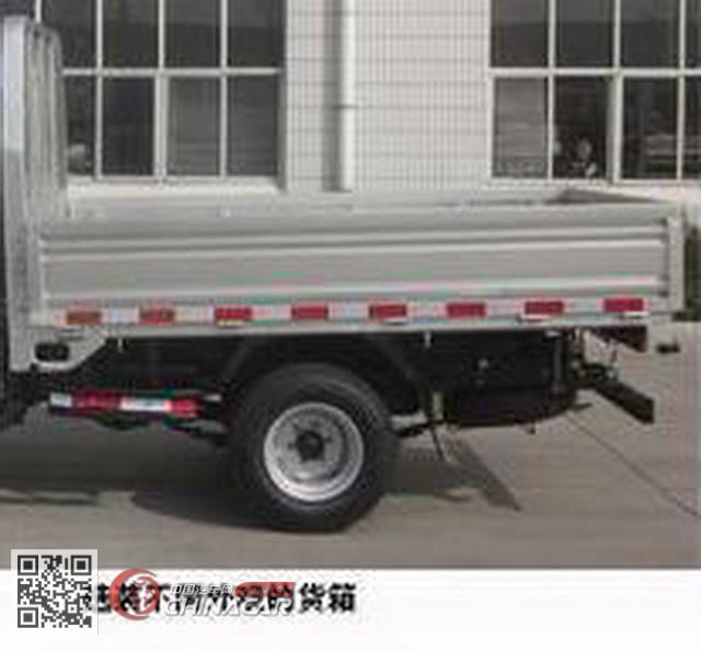 时风牌SF2810W型低速货车图片2