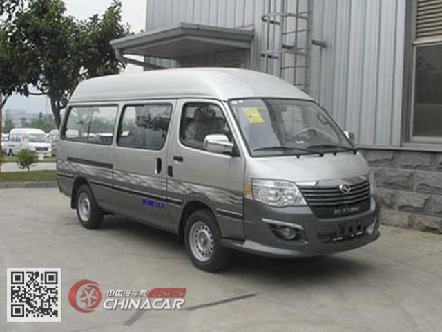 XMQ6530AEG5型金龙牌轻型客车图片1