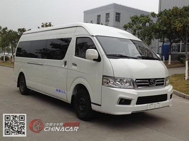 XMQ6600BED5型金龙牌轻型客车图片1