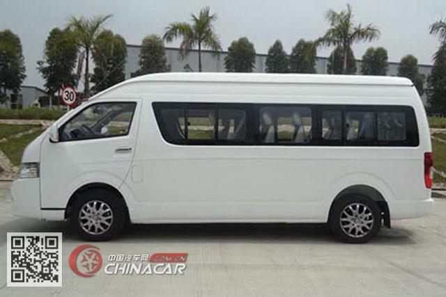 XMQ6600BED5型金龙牌轻型客车图片3