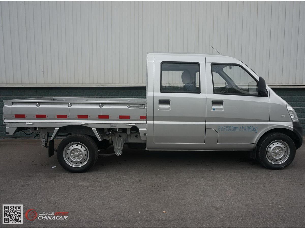 五菱牌lzw1029sbqya型双排座货车图片图片