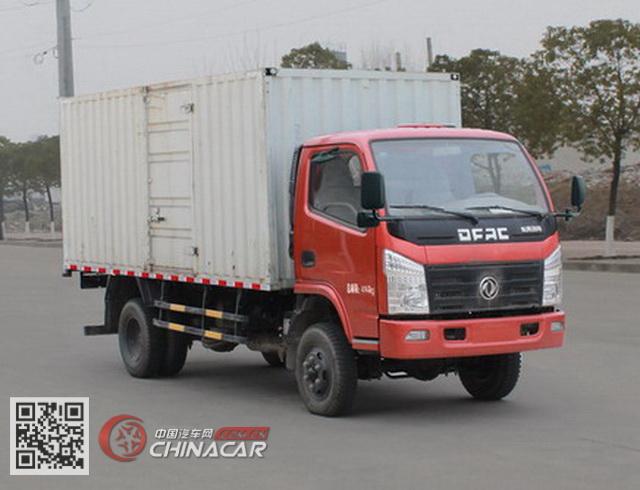 EQ2040XXY2BDFAC型东风牌越野厢式运输车图片1
