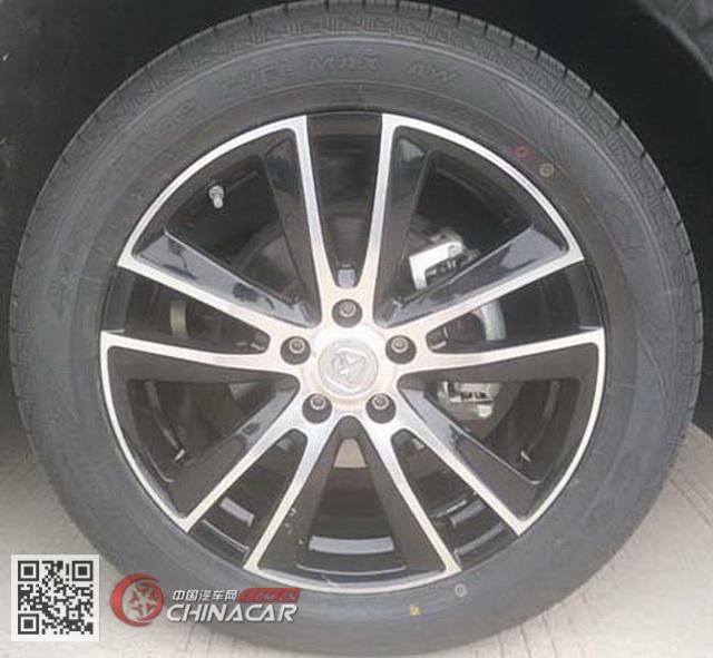 江铃牌JX6460PA5型多用途乘用车图片4