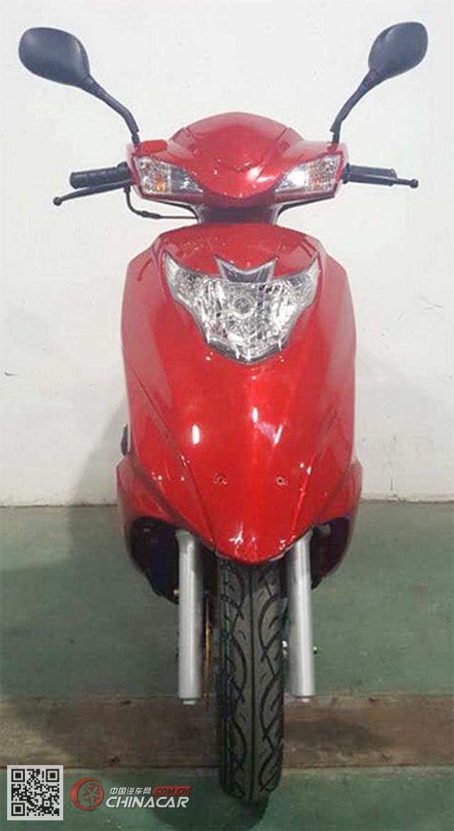 建隆牌JL125T-3型两轮摩托车图片