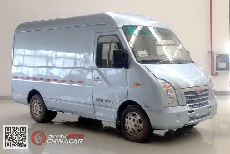 五菱牌gl5040xxy型厢式运输车图片图片