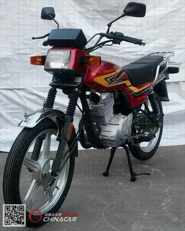 帅雅牌SY150型两轮摩托车图片