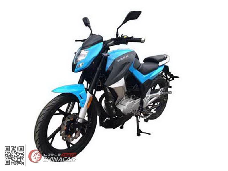 帅雅牌SY150-3型两轮摩托车图片