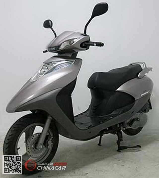豪达hd125t-12a型两轮摩托车