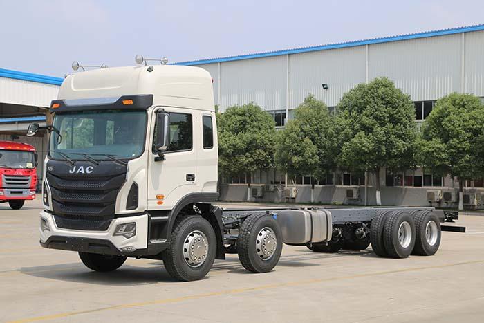 江淮牌HFC1304K1R1LT型载货汽车图片1