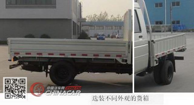 时风牌SF2310W2型低速货车图片4