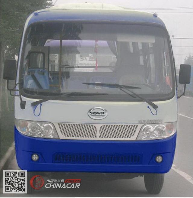 NJL6608YF4型开沃牌轻型客车图片3