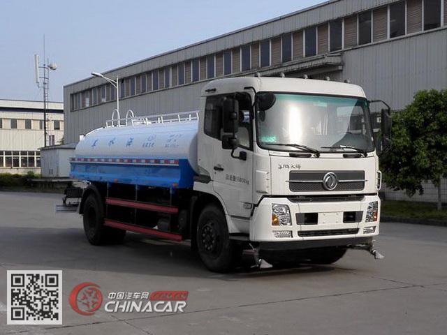 南骏牌NJP5160GSS50M型洒水车