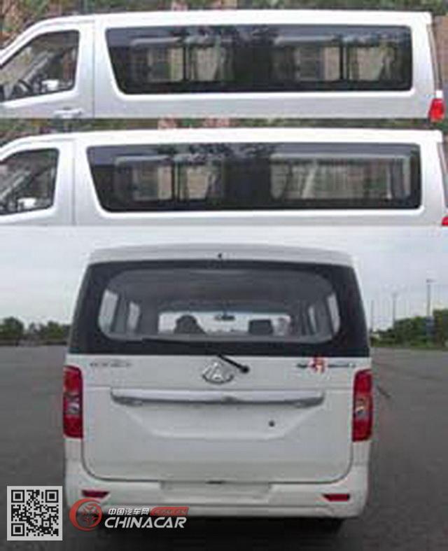 SC6483C5型长安牌轻型客车图片3