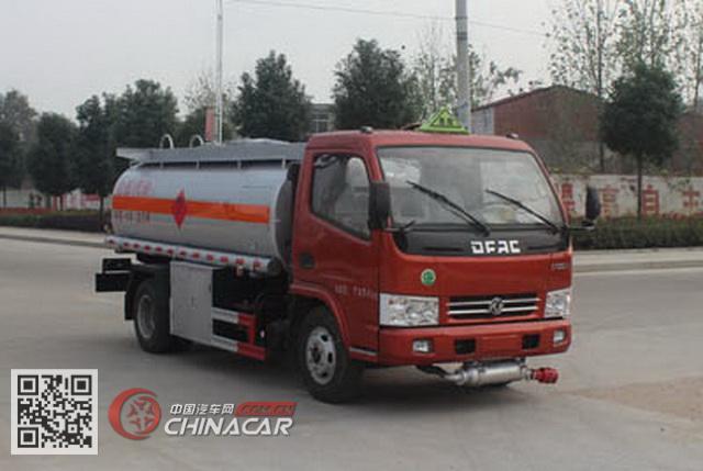 润知星牌SCS5071GJYD型加油车图片
