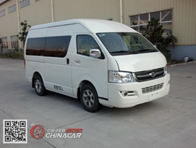 HKL6480CE型大马牌轻型客车图片1