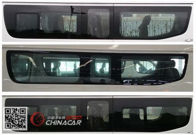 SQR6547H13D1型威麟牌轻型客车图片2