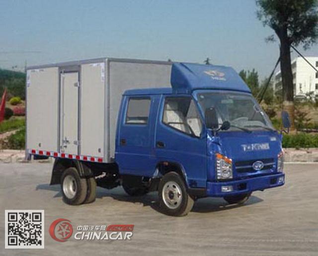 ZB2030XXYLSD6F型欧铃牌越野厢式运输车图片1