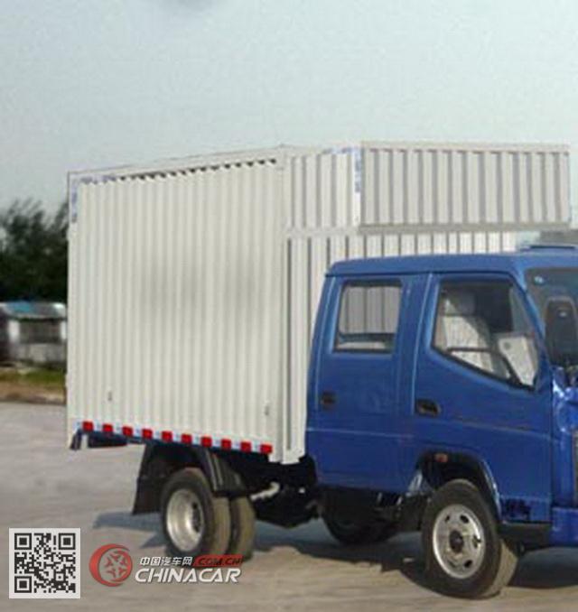ZB2030XXYLSD6F型欧铃牌越野厢式运输车图片2