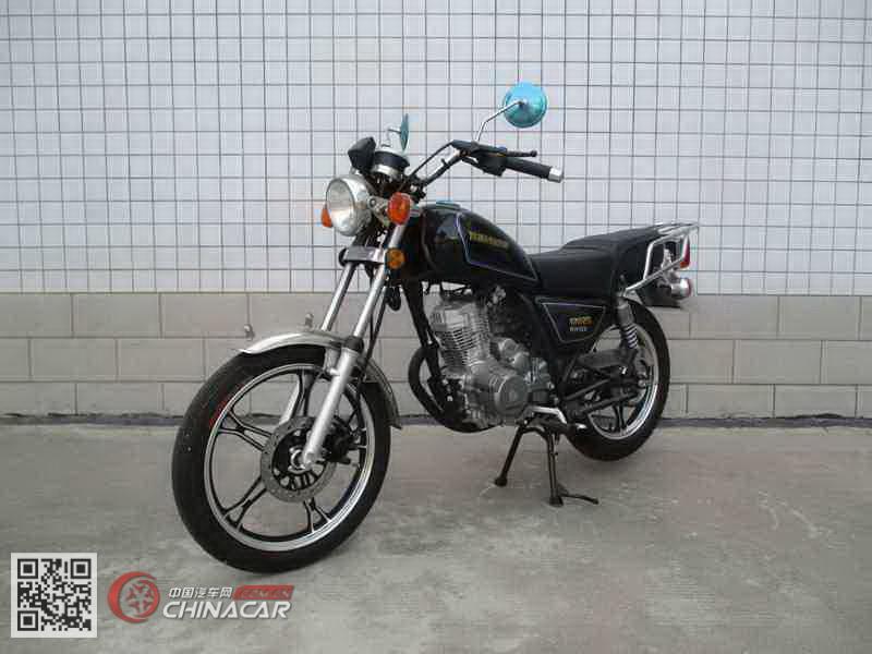 华晖hh125型两轮摩托车