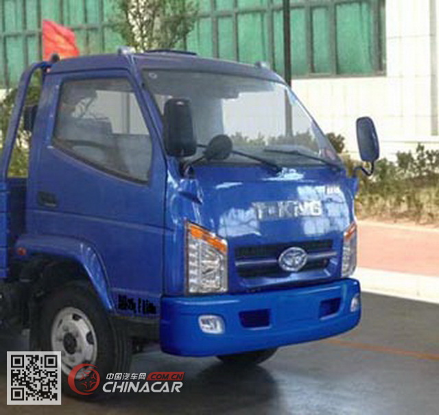 ZB2030LDD6F型欧铃牌越野载货汽车图片2