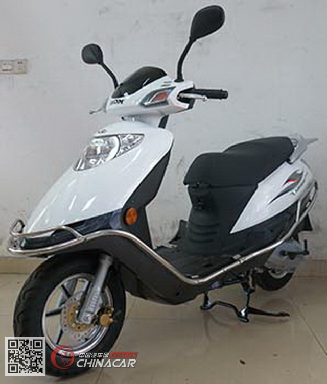 HD100T-5G型豪达牌两轮摩托车图片1