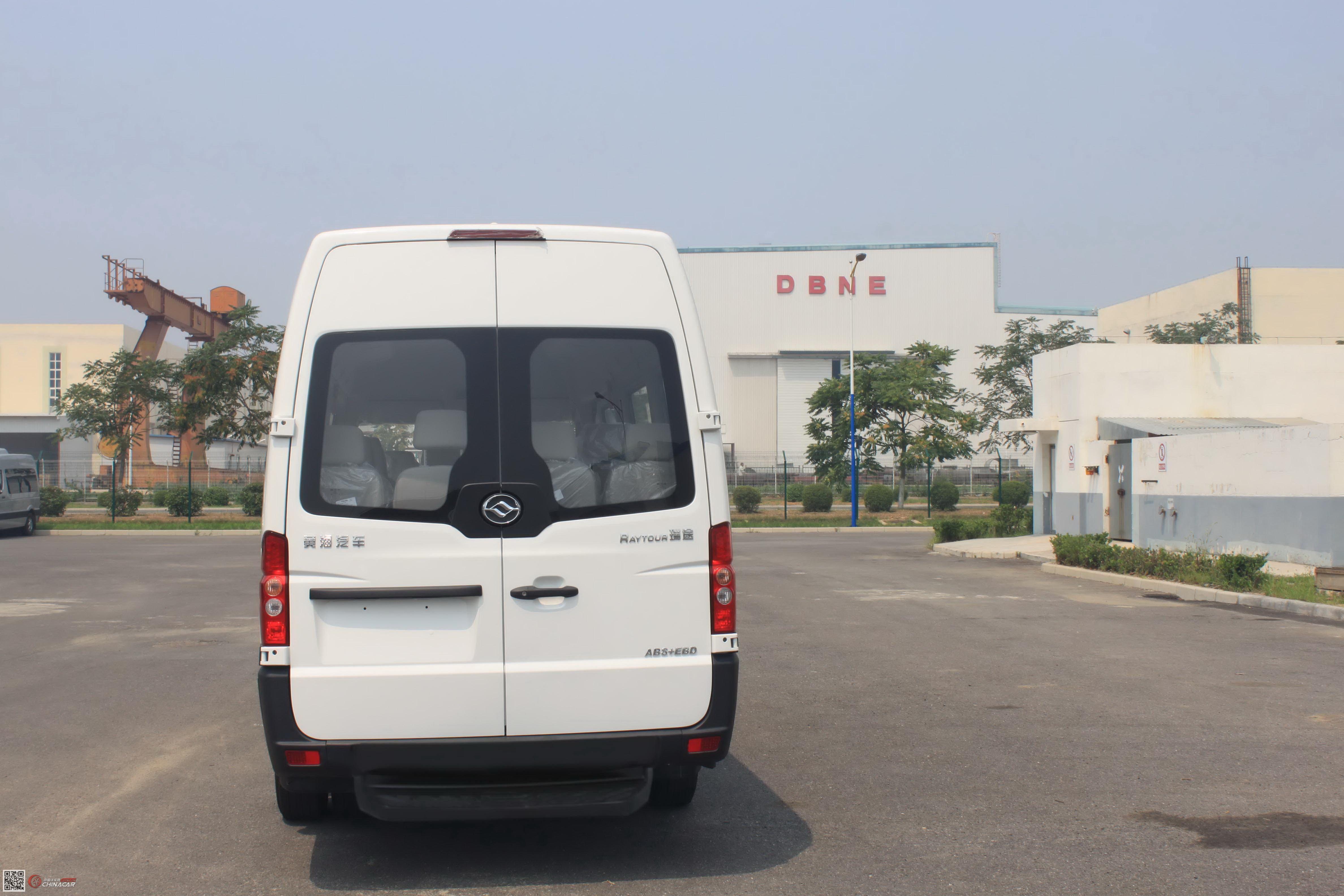 DD6731AHL型黄海牌轻型客车图片3