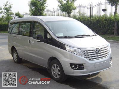 HFC6512K1C8F型江淮牌轻型客车图片1