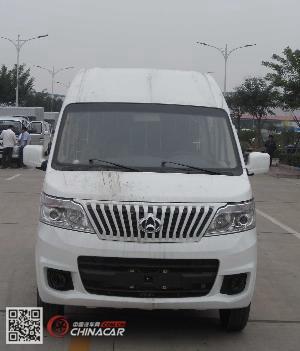 SC5023XXYMA5CNG型长安牌厢式运输车图片4